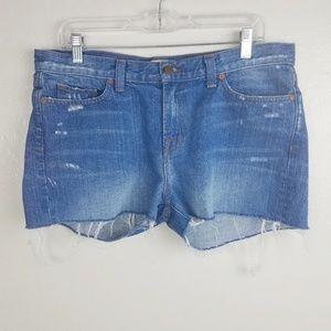 J BRAND Cut Off Shorts Libra 31